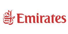 Imagem logo da Emirates