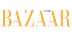 Imagem logo da Revista Harper's Bazzar