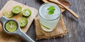 Água Mineral e Limão