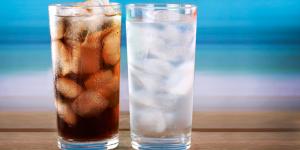 Um copo de água reduz obesidade