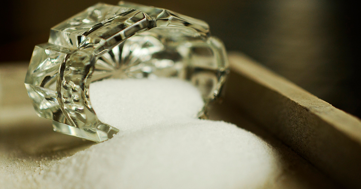 Males do sal não são revertidos com dieta saudável